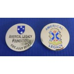 Americal Legacy Foundation challenge coin